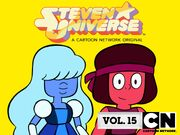 Steven Universe Vol. 15 Cover (UK)