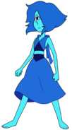 Su lapis as amethyst