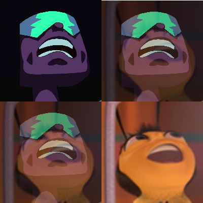 Garnet Is Bee