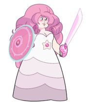 Rose Quartz - Weaponized