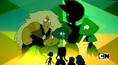 Jasper, Lapis, Periodt, YellowDiamond