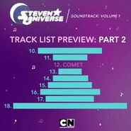 SU Soundtrack Preview 2