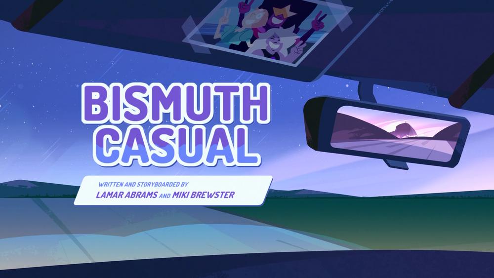 Steven Universe Future - S01E12 - Bismuth Casual