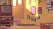 Steven's Room Stairs BG