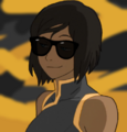 Black and Gold Korra Icon.png