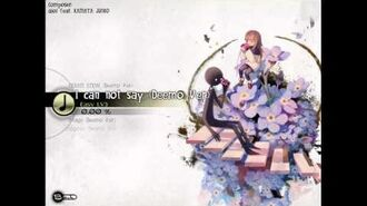 Deemo 2.0 - aioi feat. KAMATA JUNKO - I Can Not Say(Deemo Ver.)