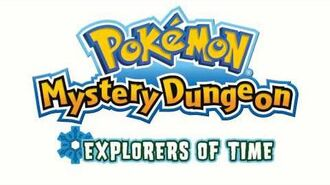 Through the Sea of Time - Pokémon Mystery Dungeon Explorers of Time & Darkness Music Extended
