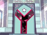 The Burning Room is Garnet's Room