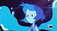 Lapis is not pleased