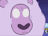 Lion is Corrupted Pink Diamond