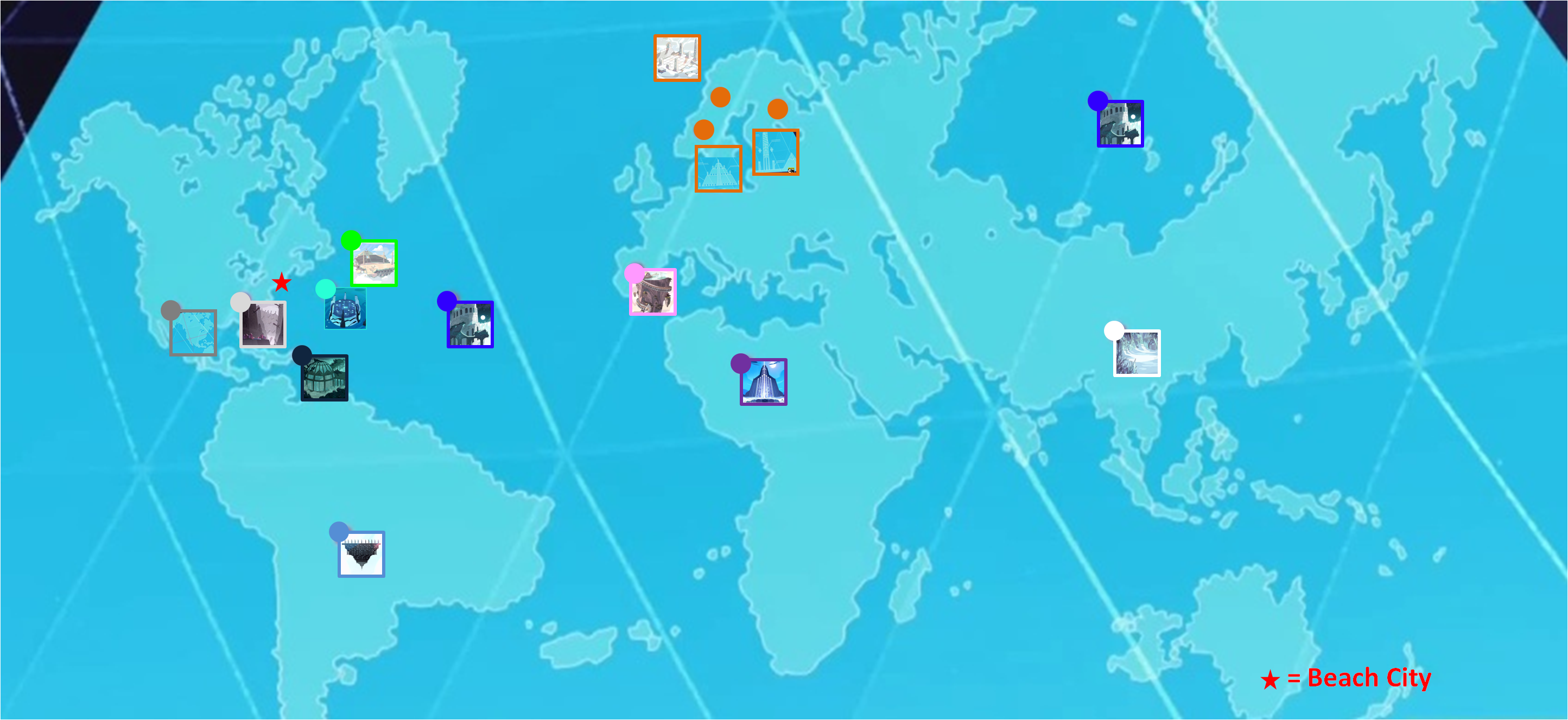 Steven Universe Earth Map Best View And Photos Earth Aimage Org