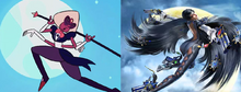 Sardonyx & Bayonetta Comparison-0