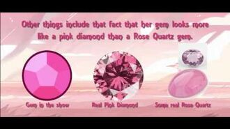 Steven Universe Theory Rose Quartz is Pink Diamond