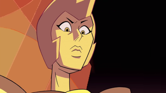 Yellow Diamond Shattered Pink Diamond