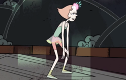 Giant Woman Pearl Fusion