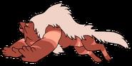 Red Quartz Jasper Monster