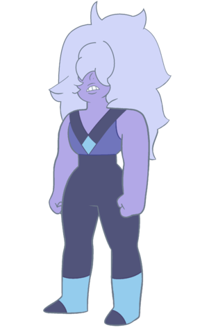Unknown amethysth 2