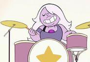 Drums Amethyst