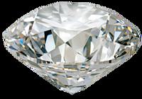 Polished-diamond