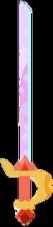 Hessonite's Sword