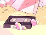 Fita VHS de Rose