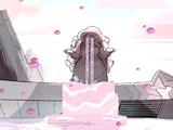 Santuário de Rose Quartz