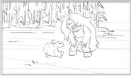 Gem Harvest - Cena de Storyboard 04