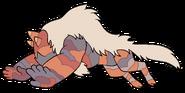 Quartz Jasper Monster