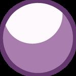 Violet Jade Gemstone