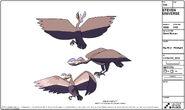 Big bird model