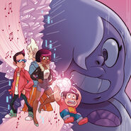 Steven Universe Harmony Issue 2 Cover A