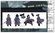 Samurai Steven Sheet 4