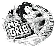 Mr. Greg - Artes Oficiais (1 - por Joe Johnston)