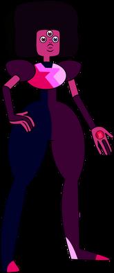 Garnet (Sin Anteojos)