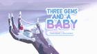 Three Gems and a Baby - Cartão