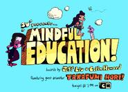 Mindful Education - Arte promocional de Colin Howard