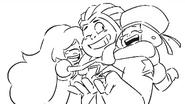 Dama de Honra - Storyboard 9