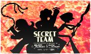 Secret Team Arwork