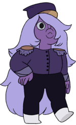 Amethyst - Old Timey Clothes