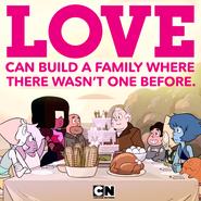 Gem Harvest - Arte Promocional do Cartoon Network