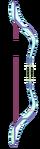 Arco e Flecha de Opal