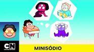 Como as Gems são feitas? Steven Universo Minisódios Cartoon Network