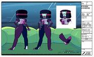 Storyboard Garnet com Colete Salva-Vida
