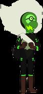 Centípoda Semi Corrompida