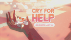 Cry for help title card