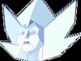 Nave de Diamante Branco