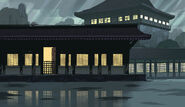 Samurai Steven Background 2