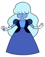 Sapphire and Baby