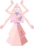 Diamond Fusion Pink-light