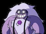 Onça Púrpura